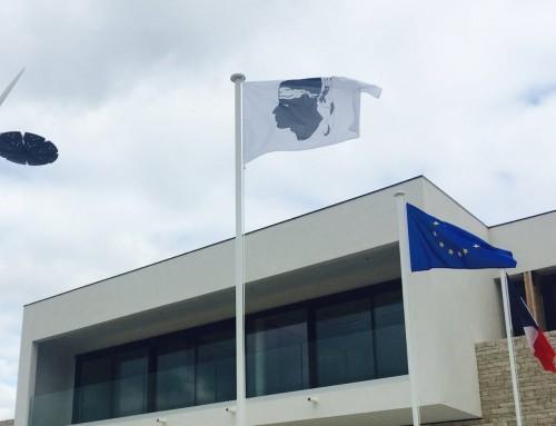 Vent fort : message d'alerte de la Préfecture de Haute-Corse