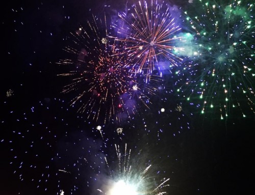 Grand Bal et feu d'artifice