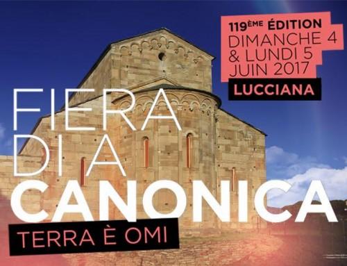 119° Fiera di a Canonica in Lucciana