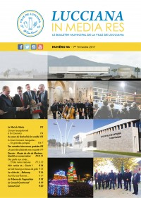 Bulletin Municipal Lucciana - Janvier 2017 - V-Web