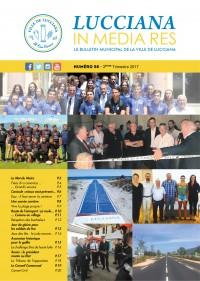 Bulletin Municipal Lucciana - Juillet 2017 - V-Web