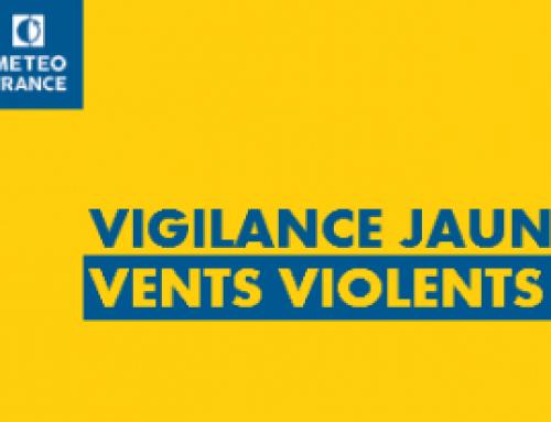 Vent fort : La Haute-Corse en Vigilance Jaune