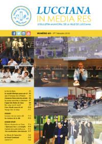 Bulletin Municipal Lucciana - Février 2018 - V-Web