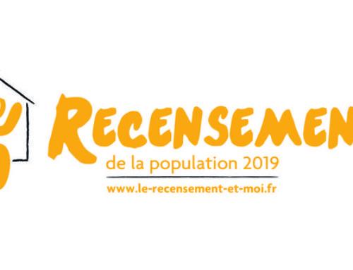 Le recensement commence le 17 janvier 2019