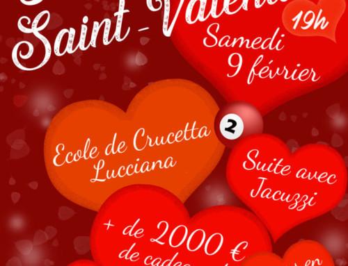 Loto de la Saint-Valentin