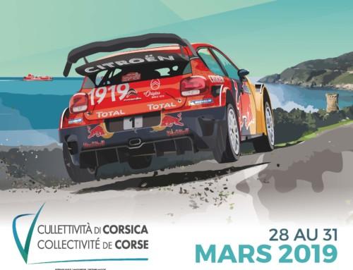 Tour de Corse 2019 : « Service Park », Village Exposants, les infos