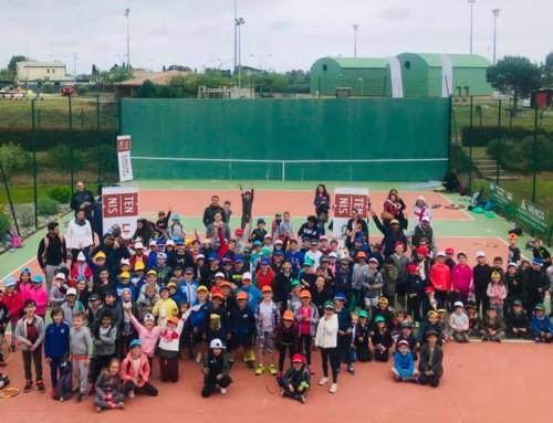 Journée Galaxie en Fête au Centre Territorial de Tennis de Corse à Lucciana