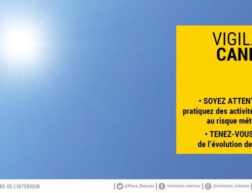 Canicule : Vigilance jaune en Haute-Corse