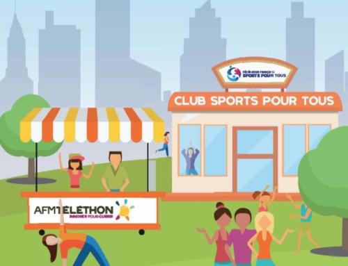 Le RC Lucciana et le Gym Club Lucciana se mobilisent pour le Téléthon