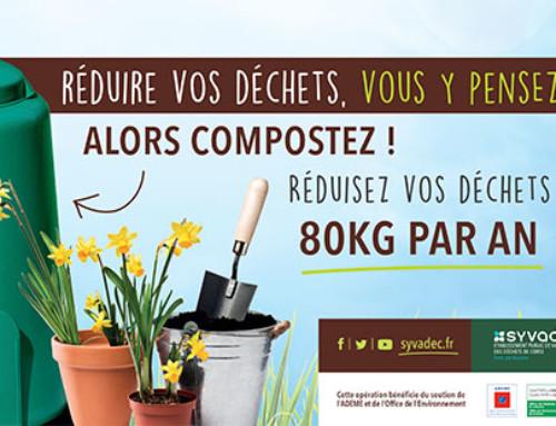 Distribution gratuite de composteurs à la recyclerie de Lucciana