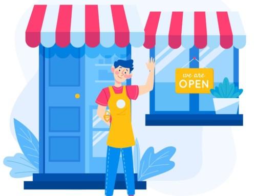 Localiser votre commerce en activité !
